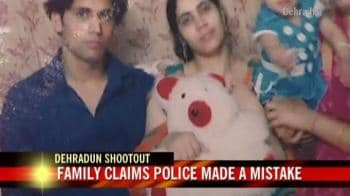 Video : Youth killed in police firing in Dehradun