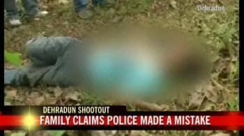 Video : MBA killed in police firing