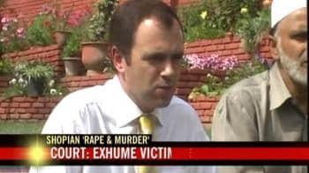 Video : Exhume Shopian victims' bodies: J&K HC