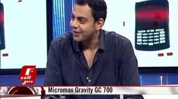 Video : Cyrus Sahukar analyses the Micromax Gravity