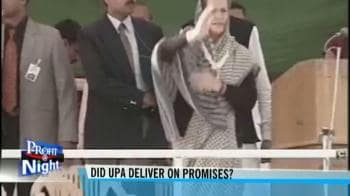 Video : A mixed report card for economy under the UPA