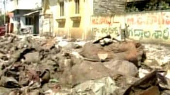 Video : Kurnool: Now flooded with garbage as well