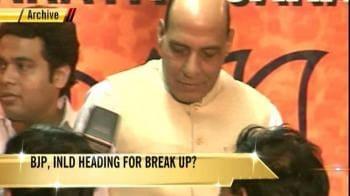 Video : Trouble for BJP alliance in Haryana