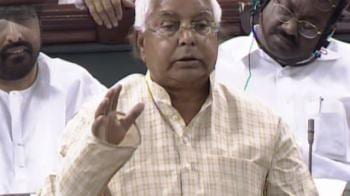 Video : Lalu: Many Congress, BJP MPs are unhappy