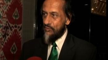 Video : We asked for IPCC review: Pachauri
