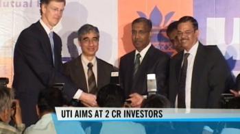 Video : UTI MF aims at 2 crore investors