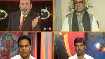 Video : Still no signs of untangling Telangana