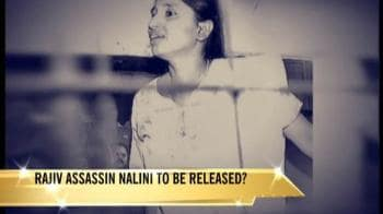 Video : Rajiv assassin Nalini to be released?