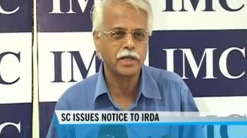 Video : ULIP row: Apex court issues notice to IRDA