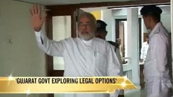 Video : Congress, BJP trade charges over Narendra Modi