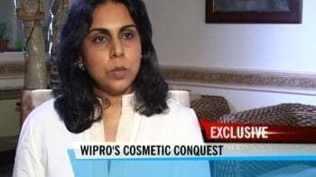 Video : Wipro plans to buy Yardley and Tura