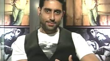 Video : All of me is media generated: Abhishek