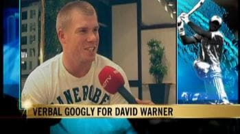Video : T-20 with David Warner