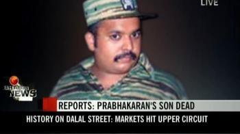Video : Reports: Prabhakaran's son dead