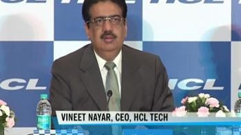 Video : HCL Tech Q4 numbers surprise street