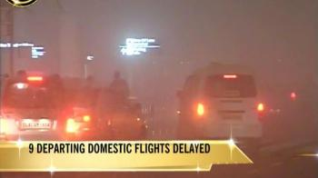 Video : Delhi fogged out for third consecutive day