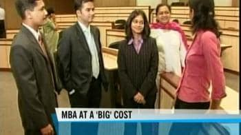 Video : ISB's Rs 25 lakh MBA programme