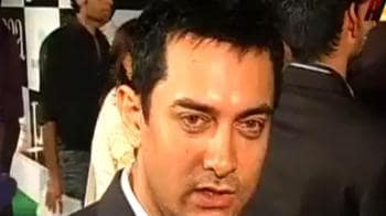 Video : Aamir all praise for Paa