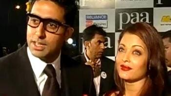 Video : I am a proud father tonight: Abhishek