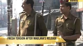 Video : More police forces rushed to Bareilly, curfew on