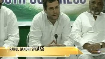 Video : Rahul's visit to Jharkand: Reviving Youth Congress