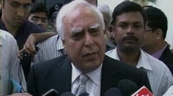 Video : Radiation death a wake-up call: Sibal