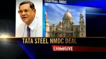 Video : NMDC, Tata Steel form JV for steel plants