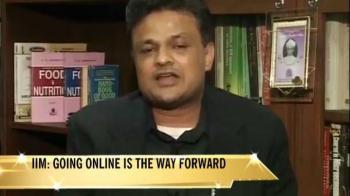 Video : IIMs won't scrap online test