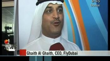 Video : Flydubai receives its first Boeing