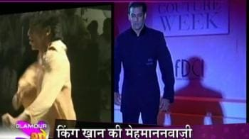 Video : Grand party for MJ's brother at Mannat