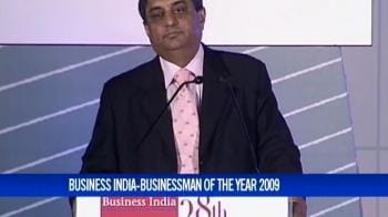 Video : Businessman of the Year 2009