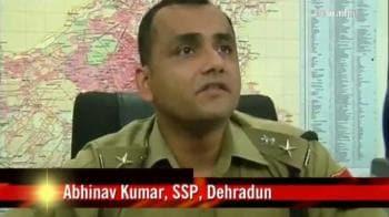 Video : Dehradun encounter: Policemen's role being investigated