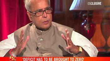 Video : Budget a challenge for new Finance Minister: Pranab