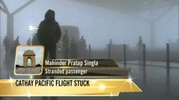 Video : 400 passengers stuck on runway for 10 hrs