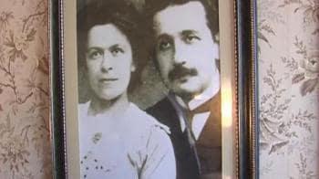 Video : A glimpse into Einstein museum