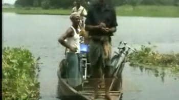 Video : Bihar: 1 lakh people hit by floods