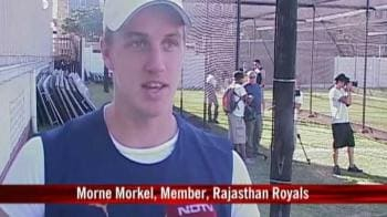 Video : Morkel and Pathan brothers' day out