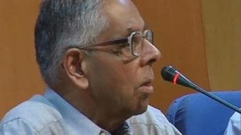 Video : Narayanan takes charge as Governor today