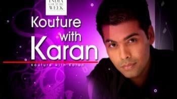 Video : Karan Johar closes India Couture Week