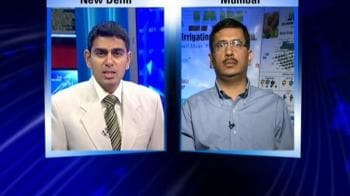 Video : Monsoon delay: must wait and watch, says Jain Irrigation Systems Ltd