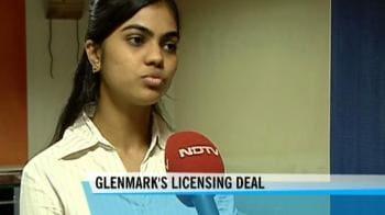 Video : Glenmark Pharma's wait for licencing deal ends