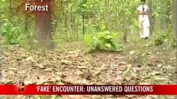 Video : 'Fake' encounter: Unanswered questions