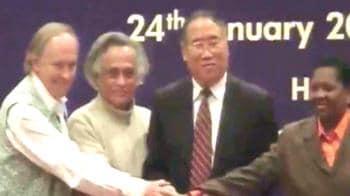 Video : BASIC meet: China questions global warming