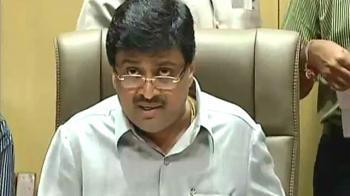Video : Ashok Chavan: ESMA last option