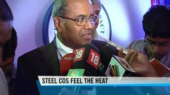 Video : Input costs put further pressure on steel prices
