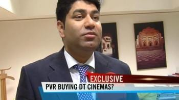 Video : PVR looking to acquire DLF's DT Cinemas
