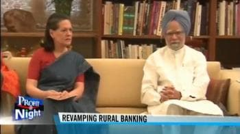 Video : New govt's new focus-rural banking?