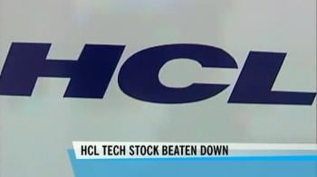 Video : HCL Tech's Q3 results disappoint street