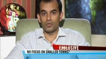 Video : Multiplexes review growth plans in smaller towns?