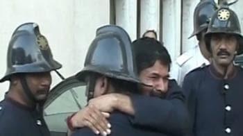 Video : Thane: Six firemen die in elevator accident
